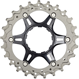 Shimano Gradation CS-R9100 - Cassette - für  12-25 dents argent